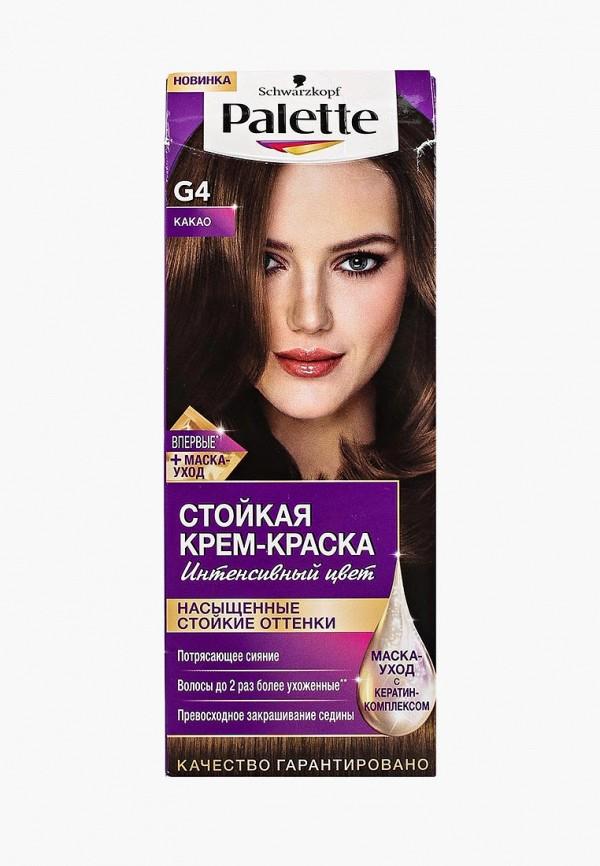 Купить Краска для волос Palette, Стойкая G4 Какао, 100 мл, PA061LWJOK82, Весна-лето 2018