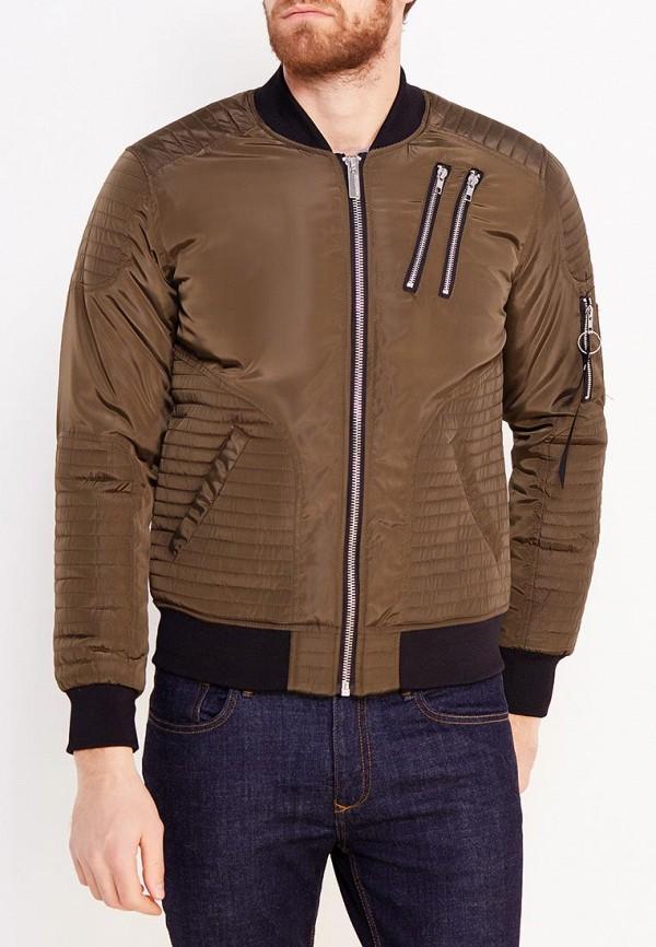 Фото - Куртку утепленная Paragoose цвета хаки