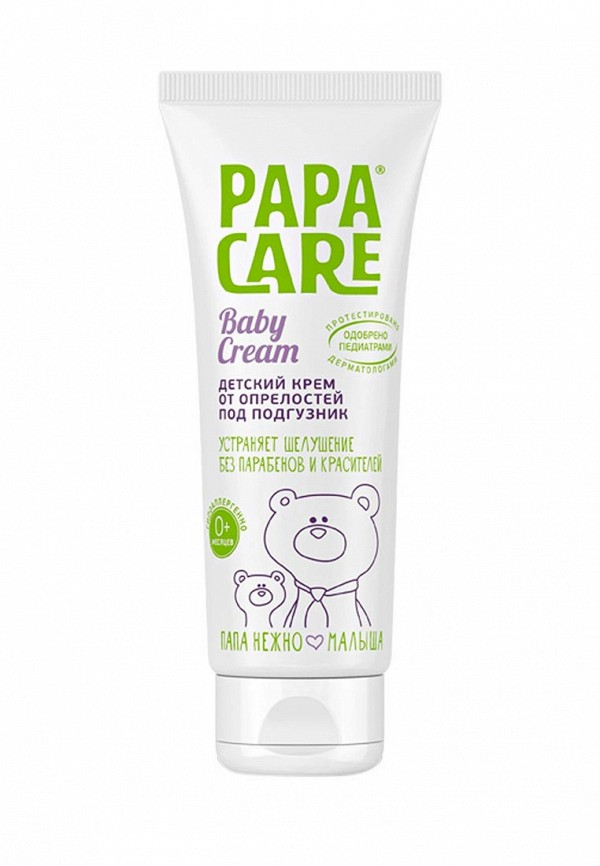 Крем под подгузник Papa Care Papa Care PA073LKAYPM3 papa care детский крем гель для купания с помпой 250 мл