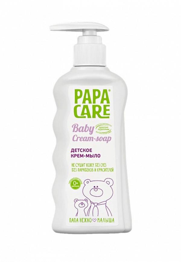 Купить Мыло Papa Care, с пантенолом, маслом оливы и экстрактом ромашки, 150 мл, PA073LKAYPM5, прозрачный, Весна-лето 2018