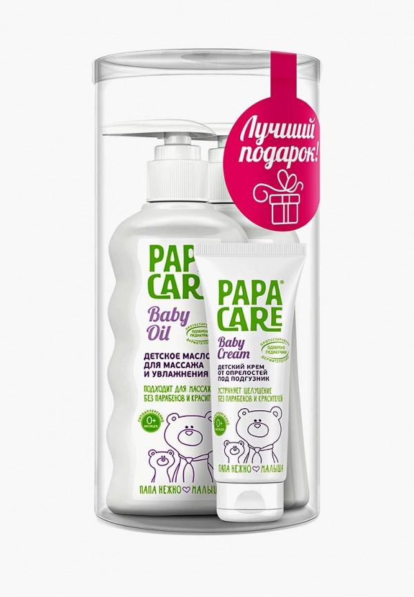 Купить Набор для ухода за телом Papa Care, Крем-мыло для рук с антибактериальным эффектом 250 мл, PA073LKAYPN3, белый, Весна-лето 2018