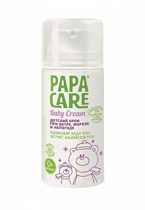 Крем для тела Papa Care Papa Care PA073LKZYE83 papa care детский крем гель для купания с помпой 250 мл