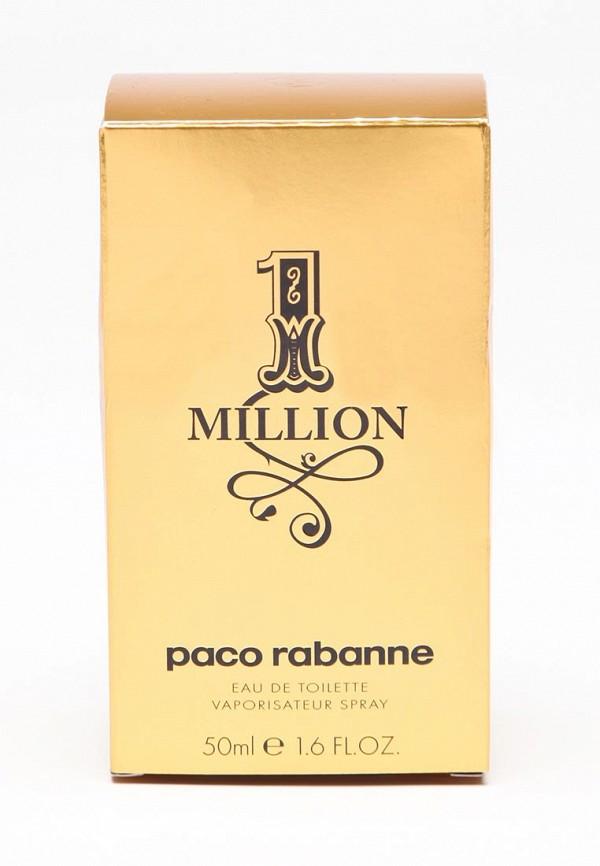 Туалетная вода Paco Rabanne 1million 50 мл