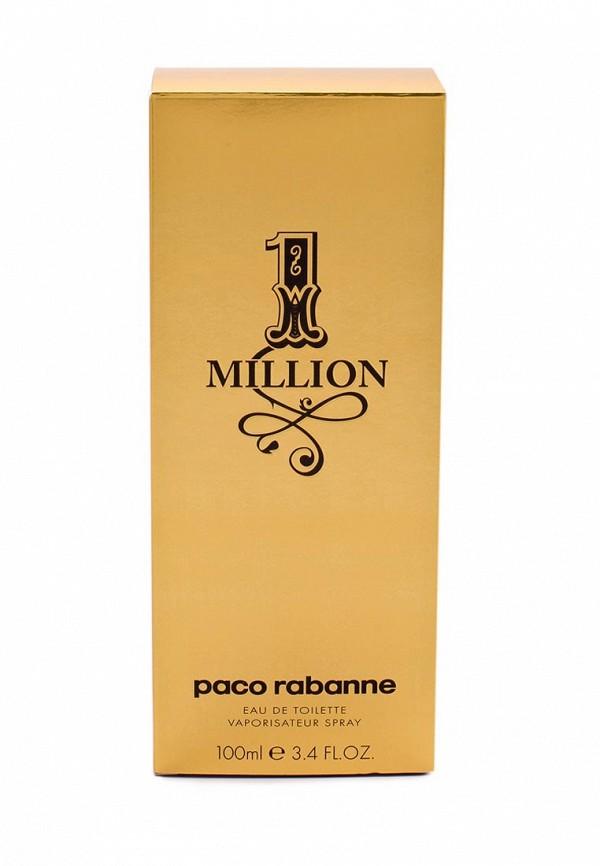 Туалетная вода Paco Rabanne 1million 100 мл