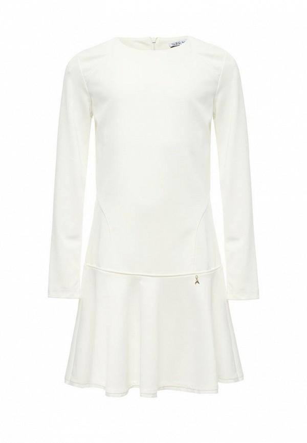 Платье Patrizia Pepe. Цвет: белый