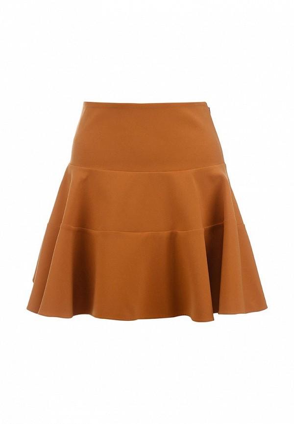 Широкая юбка Patrizia Pepe 8G0034/AN99/B103/000