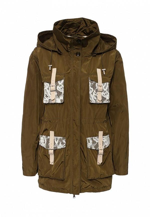 Утепленная куртка Patrizia Pepe 8J0385/A1VQ