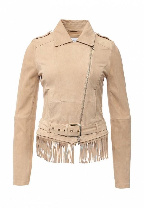 Кожаная куртка Patrizia Pepe 2L0684/A1R