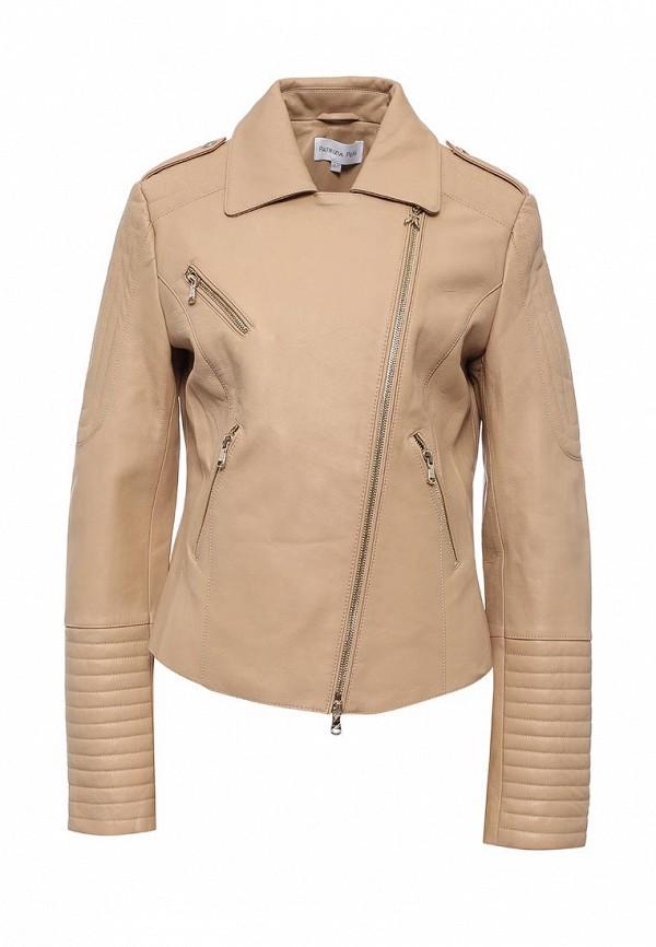 Куртка кожаная Patrizia Pepe 8L0105/A2BJ