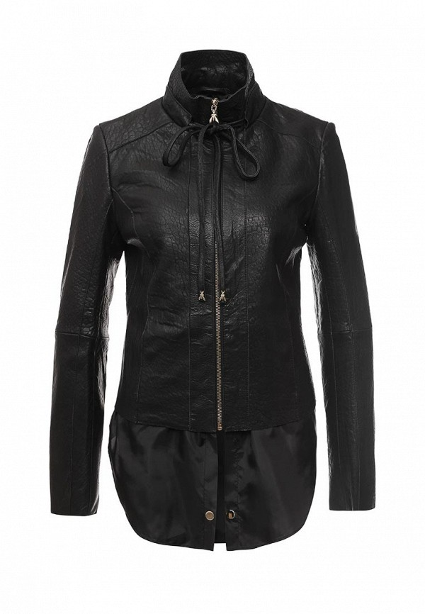 Кожаная куртка Patrizia Pepe 8L0117/A2BG