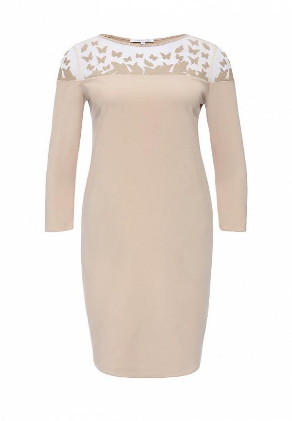 Платье-миди Patrizia Pepe 2A1616/A2ED