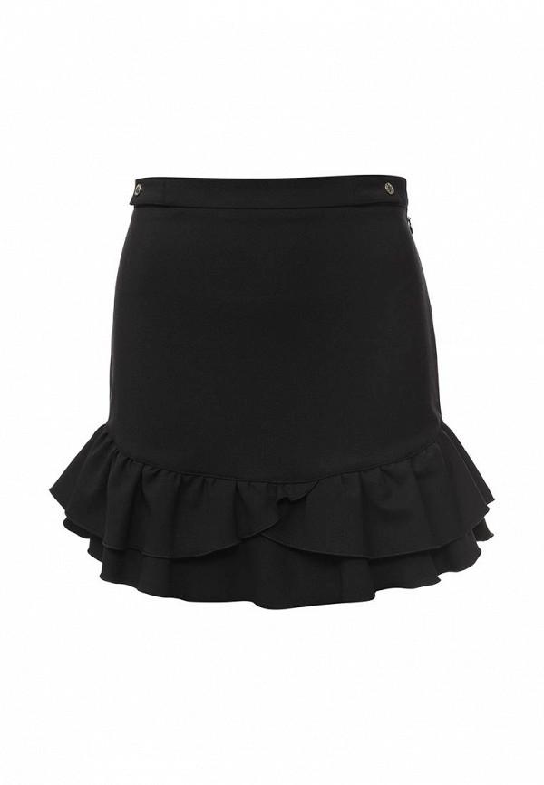 Широкая юбка Patrizia Pepe 2G0646/A1PH