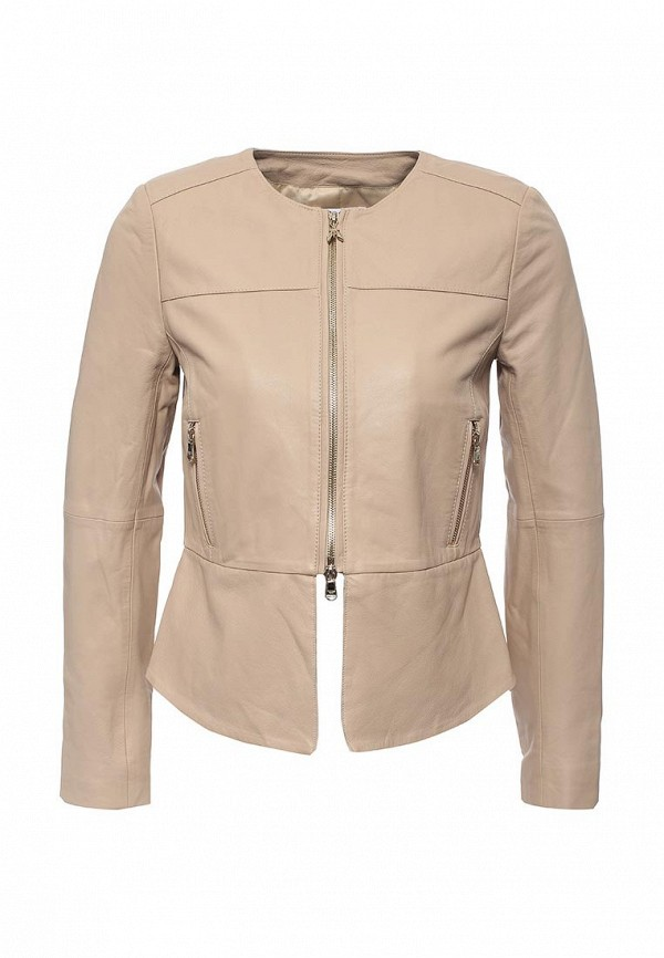 Кожаная куртка Patrizia Pepe 8L0140/A1HZ