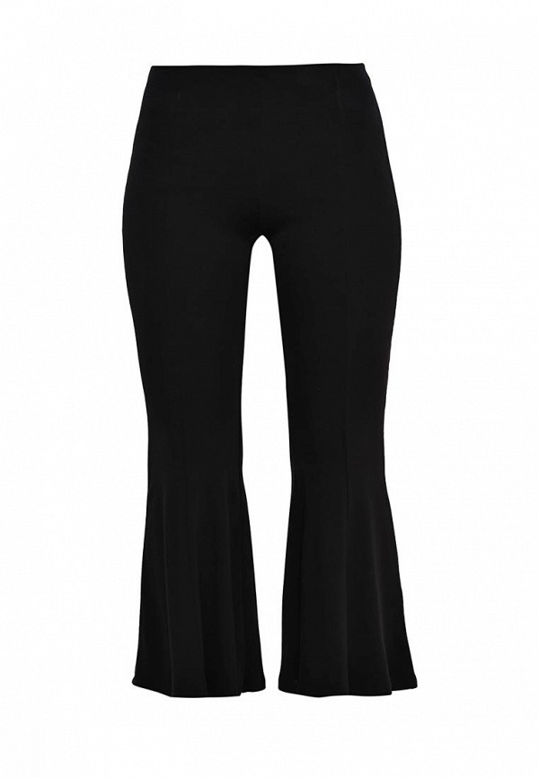 Фото - женские брюки Patrizia Pepe черного цвета
