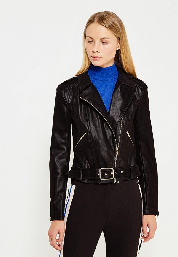 цена Куртка кожаная Patrizia Pepe Patrizia Pepe PA748EWTUR31 онлайн в 2017 году