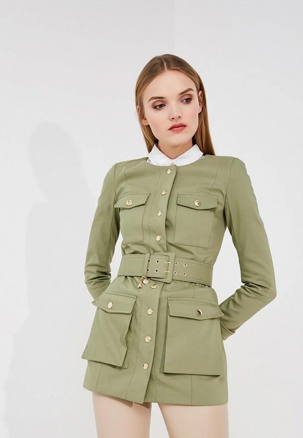 цена Куртка Patrizia Pepe Patrizia Pepe PA748EWYLL33 онлайн в 2017 году