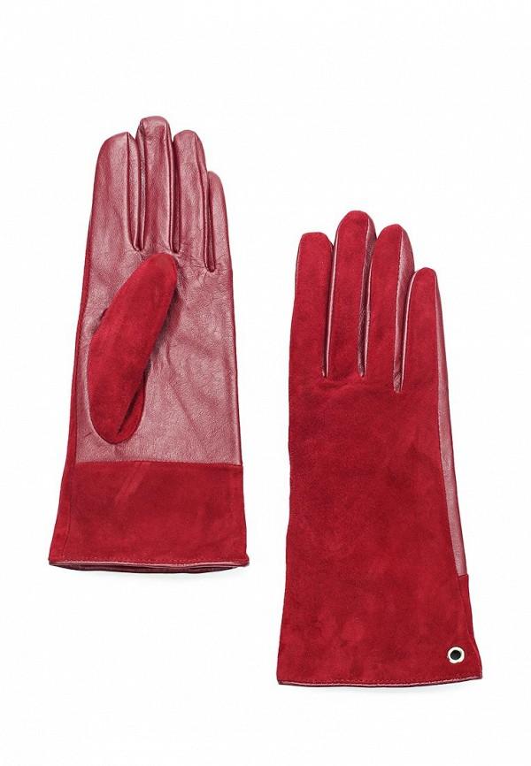 Перчатки Pennyblack. Цвет: бордовый