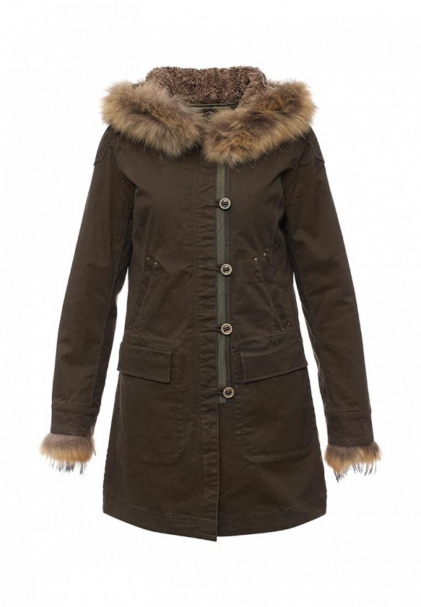 Утепленная куртка Pennyblack 30849916