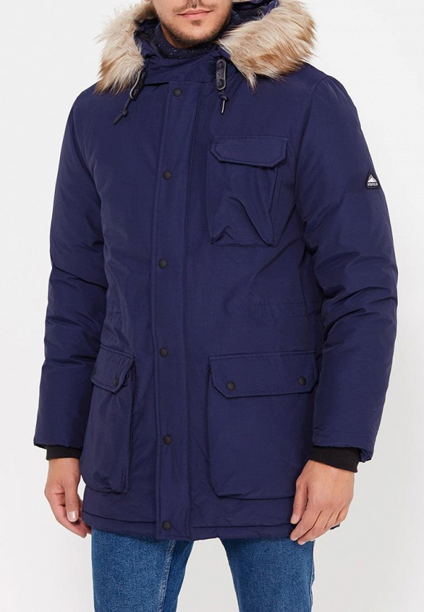 Куртка утепленная Penfield Penfield PE018EMXUF34 куртка penfield penfield pe018emitg67