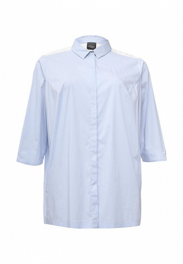 цена Рубашка Persona by Marina Rinaldi Persona by Marina Rinaldi PE025EWQBO60 онлайн в 2017 году