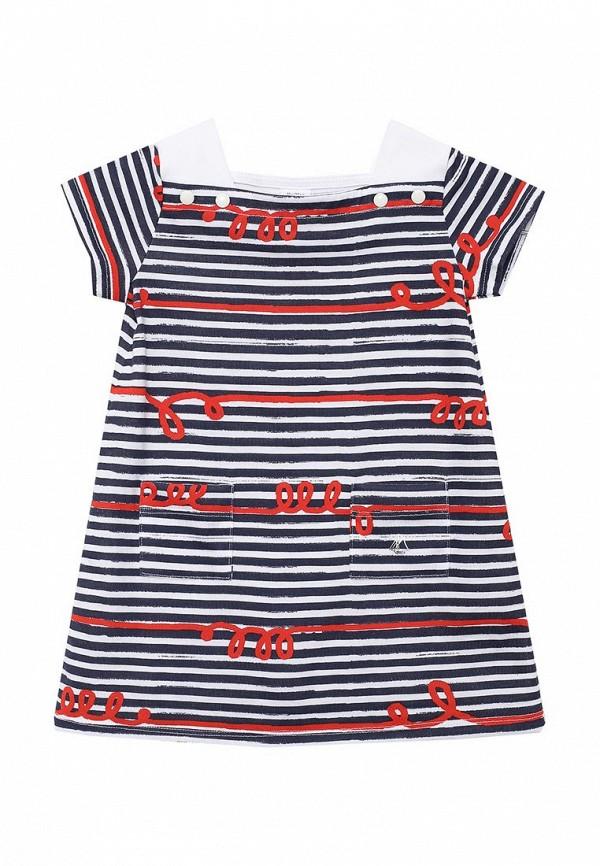 Повседневное платье Petit Bateau 16553