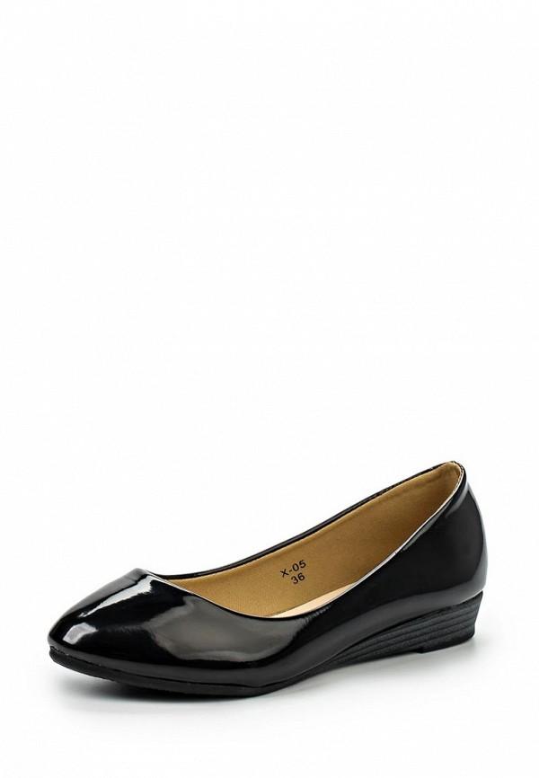 Туфли на плоской подошве Pezzano X-05