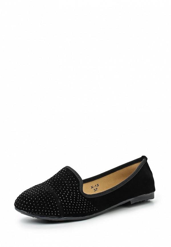 Туфли на плоской подошве Pezzano X-15