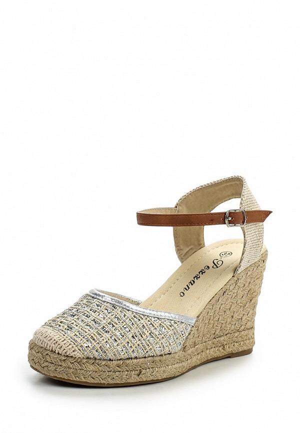 Босоножки на каблуке Pezzano WY-04
