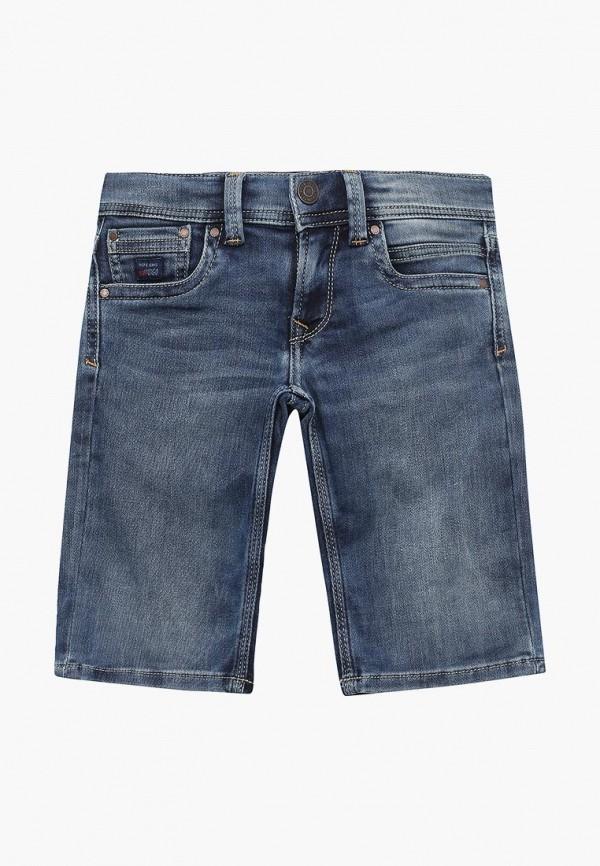 Шорты джинсовые Pepe Jeans Pepe Jeans PE299EBZGI33 шорты pepe jeans pepe jeans pe299emiil80