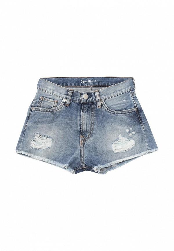 где купить  Шорты джинсовые Pepe Jeans Pepe Jeans PE299EGPYT06  по лучшей цене
