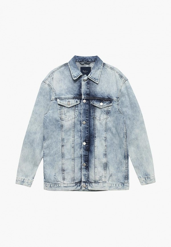 Фото Куртка джинсовая Pepe Jeans. Купить с доставкой