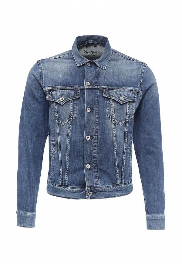 Джинсовая куртка Pepe Jeans (Пепе Джинс) PM400908M84