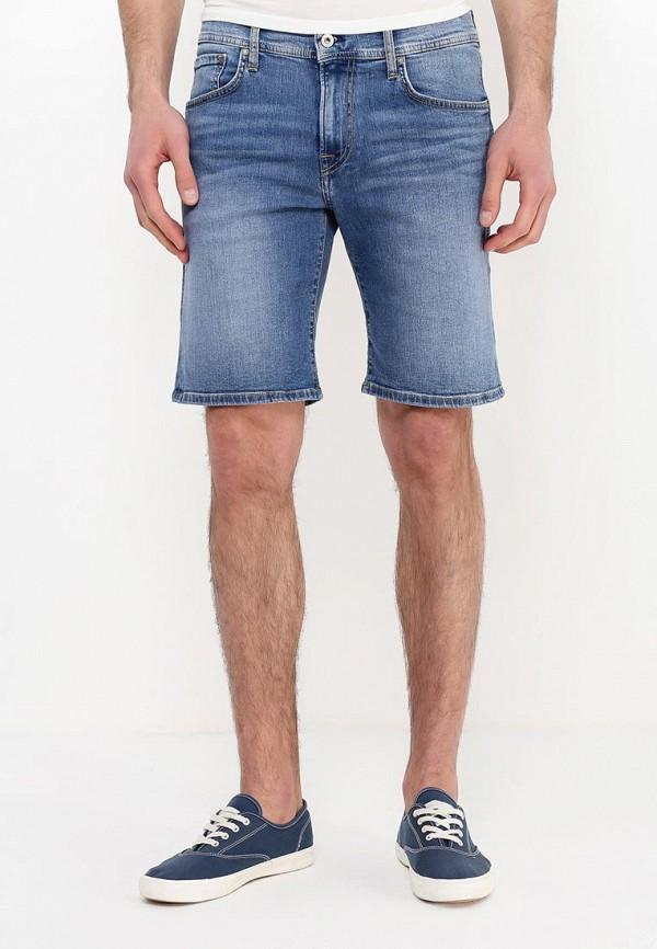 Шорты джинсовые Pepe Jeans Pepe Jeans PE299EMPYU47 шорты pepe jeans pepe jeans pe299emiil80