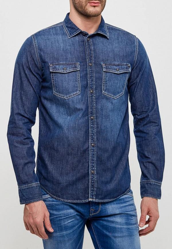 Рубашка джинсовая Pepe Jeans Pepe Jeans PE299EMZEV89