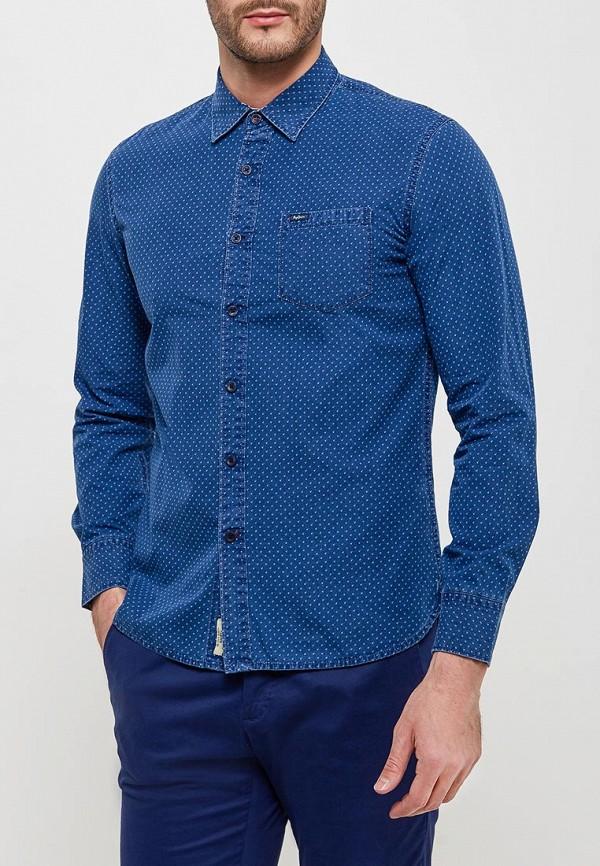 Рубашка джинсовая Pepe Jeans Pepe Jeans PE299EMZEV92
