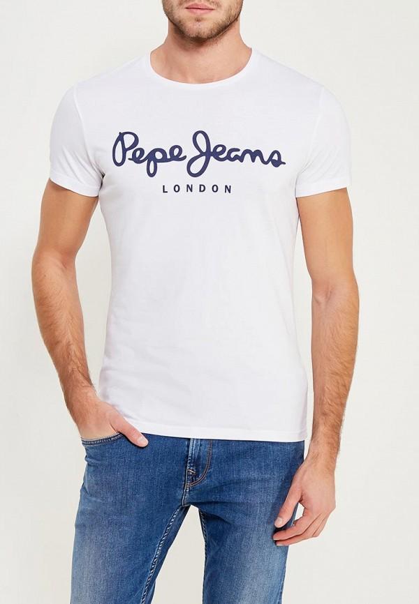 Футболка Pepe Jeans Pepe Jeans PE299EMZEW02