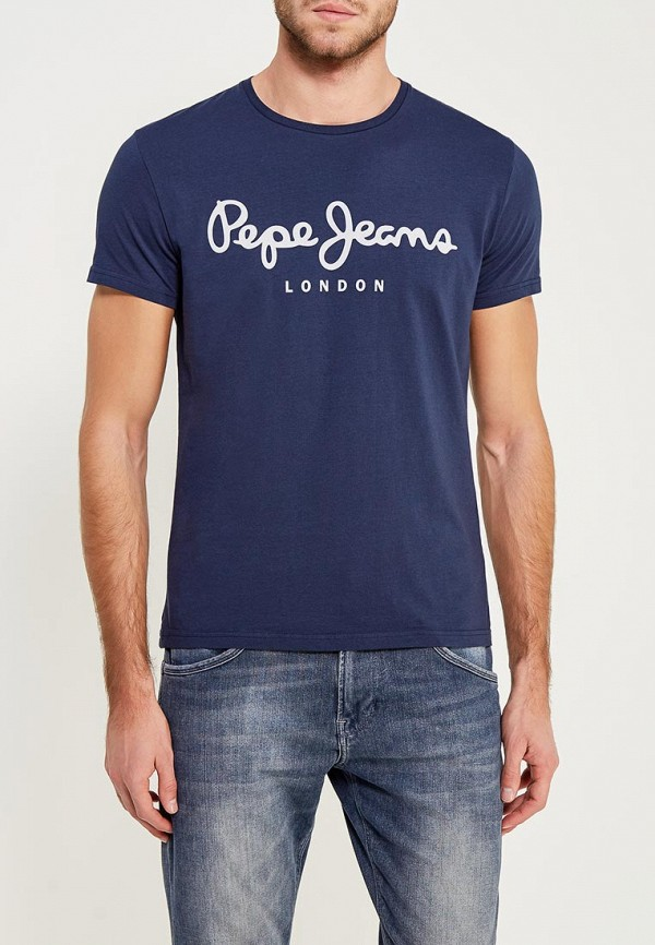Футболка Pepe Jeans Pepe Jeans PE299EMZEW04