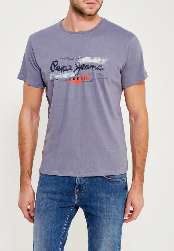 Футболка Pepe Jeans Pepe Jeans PE299EMZEW07