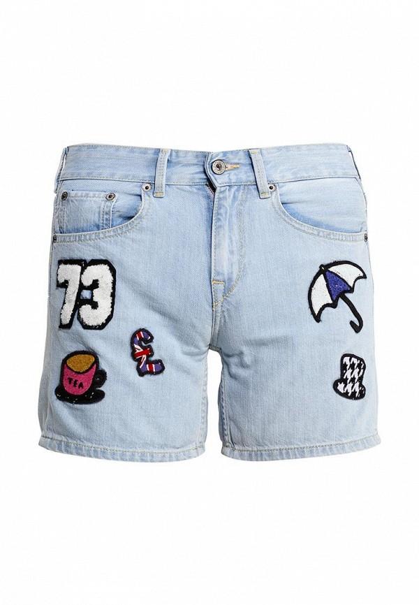Женские джинсовые шорты Pepe Jeans (Пепе Джинс) 097.PL800576..000