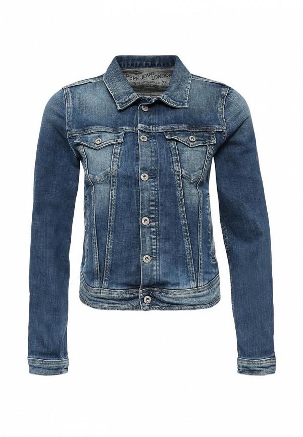 Джинсовая куртка Pepe Jeans (Пепе Джинс) 097.PL400654.S64.000