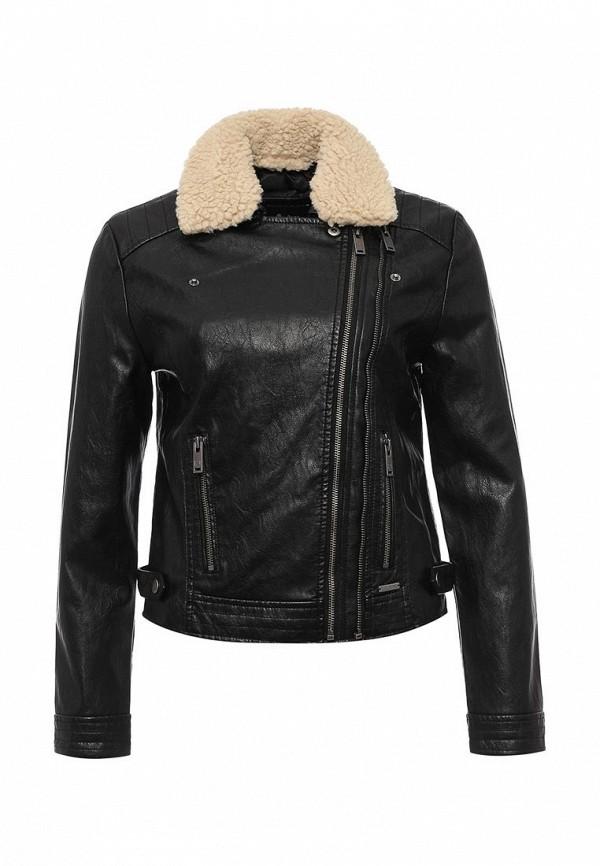Кожаная куртка Pepe Jeans (Пепе Джинс) 097.PL401106..999