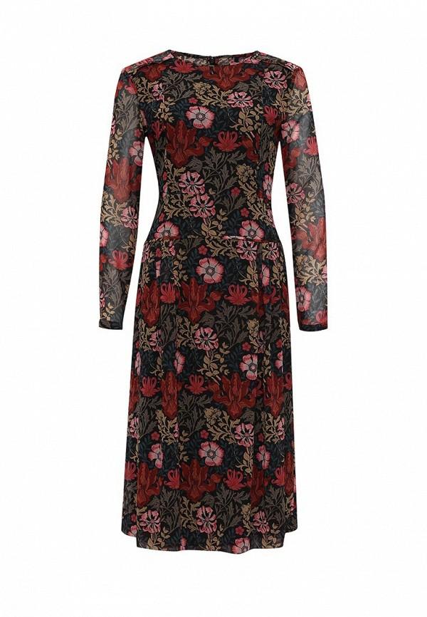 Платье-миди Pepe Jeans (Пепе Джинс) 097.PL951744..0AA