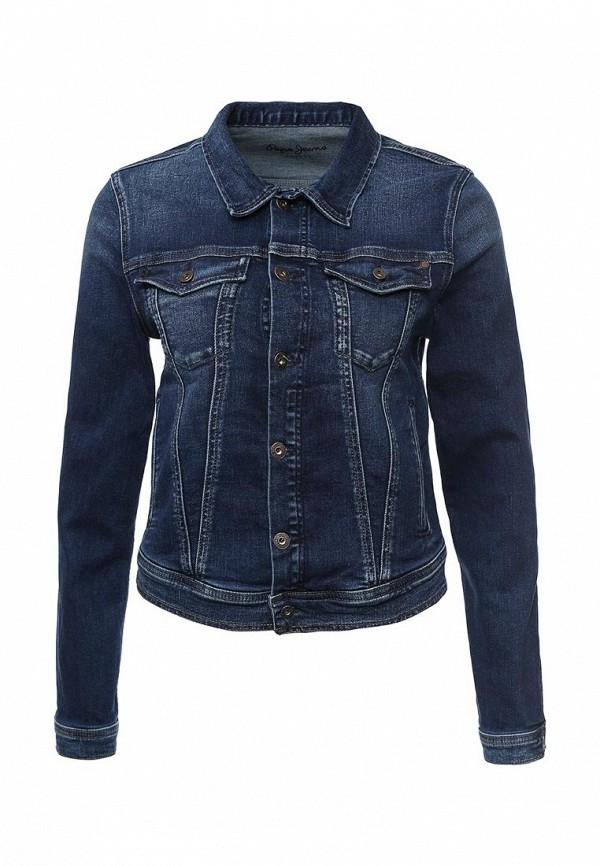 Джинсовая куртка Pepe Jeans (Пепе Джинс) 097.PL400654.Z65.000