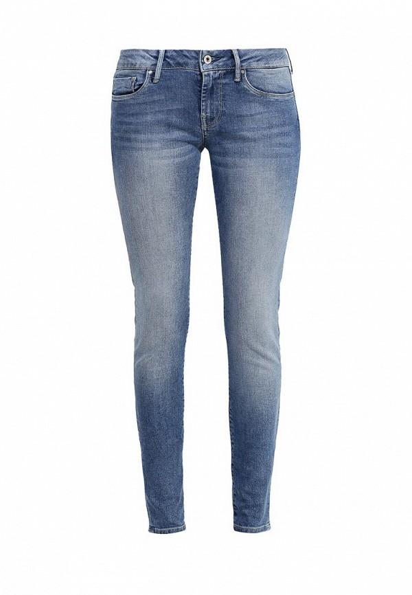Зауженные джинсы Pepe Jeans (Пепе Джинс) PL201040M86