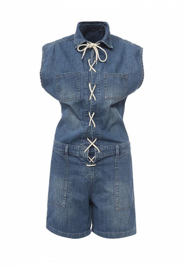 Фото Комбинезон джинсовый Pepe Jeans. Купить с доставкой