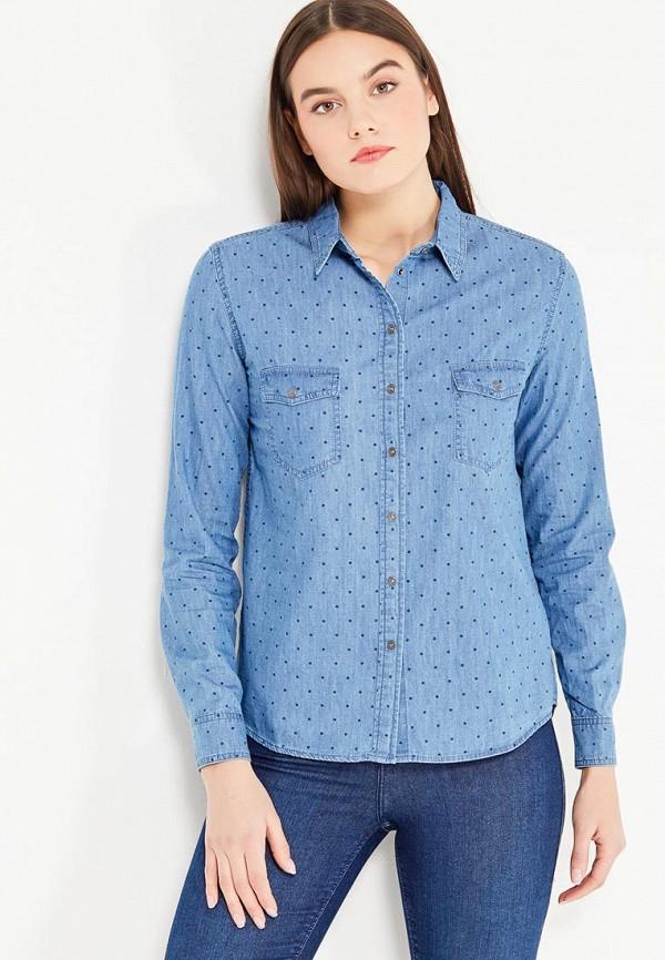 Рубашка джинсовая Pepe Jeans Pepe Jeans PE299EWTZV52 рубашка джинсовая pepe jeans pepe jeans pe299ewtzv58