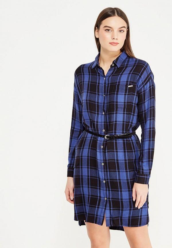 Платье Pepe Jeans Pepe Jeans PE299EWTZW18 pepe jeans платье pepe jeans pl951690 0aa