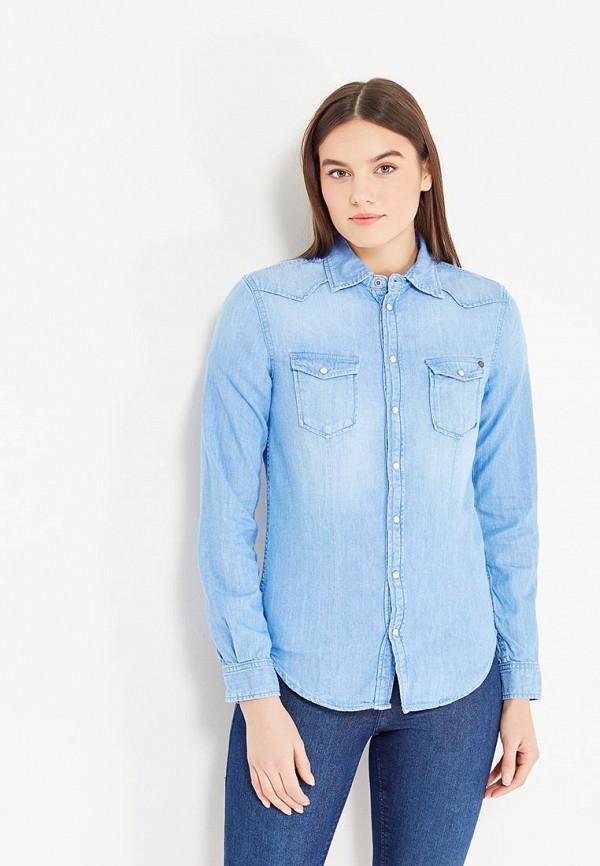 Рубашка джинсовая Pepe Jeans Pepe Jeans PE299EWYOA27