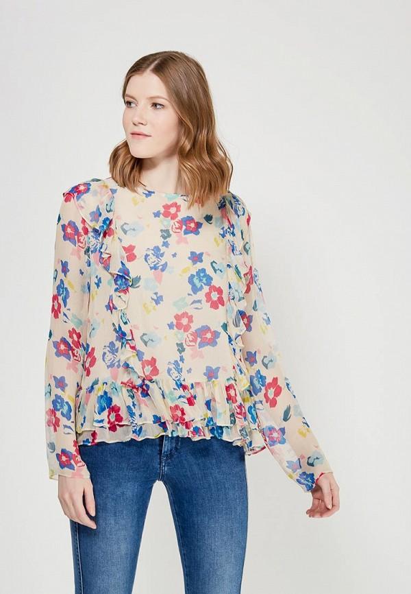 Блуза Pepe Jeans Pepe Jeans PE299EWZFA50 блуза pepe jeans pepe jeans pe299ewtzv57