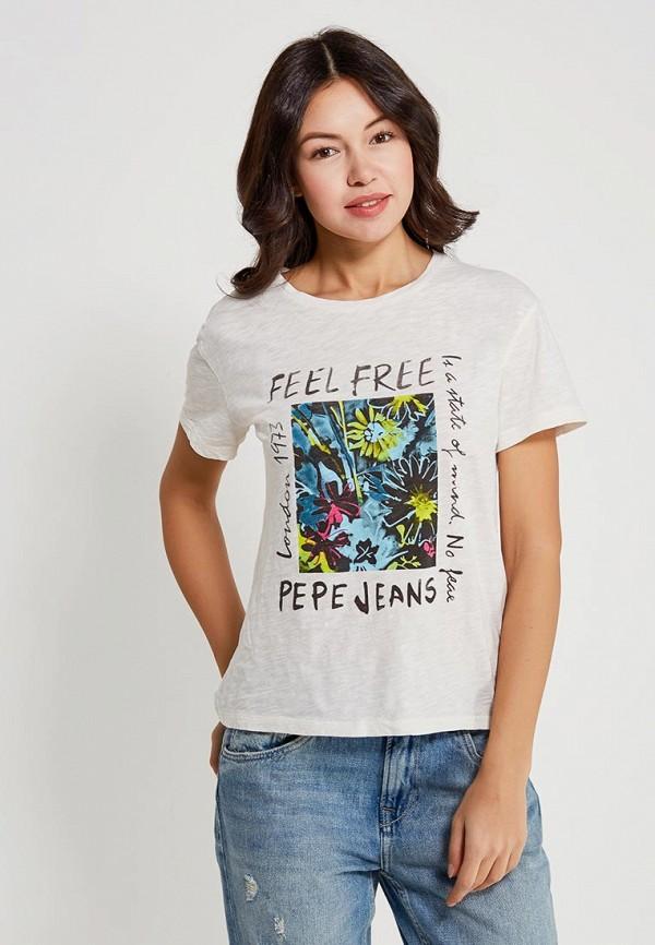Футболка Pepe Jeans Pepe Jeans PE299EWZFA78